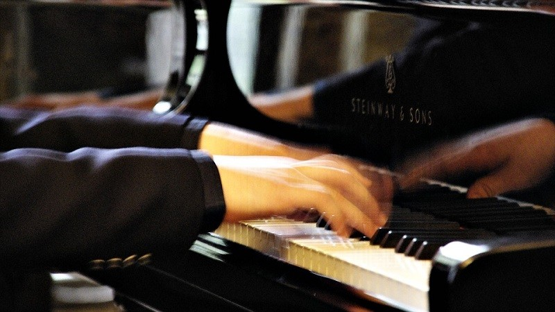 Концерт пианиста Виталия Петрова прошел в Культурном центре «Дружба»