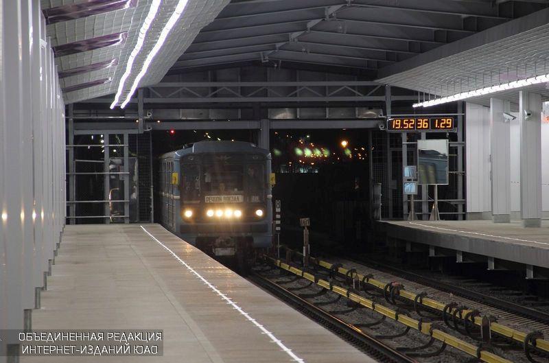 О графике работы метро в новогоднюю ночь рассказал Сергей Собянин