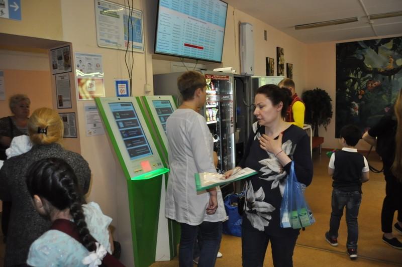 Жители района смогут проголосовать за лучшего врач-педиатра районной детской поликлиники № 98 на «Активном гражданине»