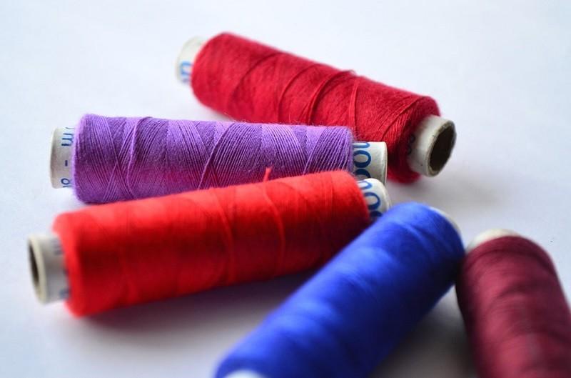 Серия мастер-классов по вышивке лентами завершилась в «Центре культуры и спорта»