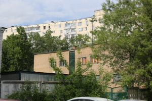 Бирюлевские бани в Булатниковском проезде реорганизуют в культурно-досуговый центр