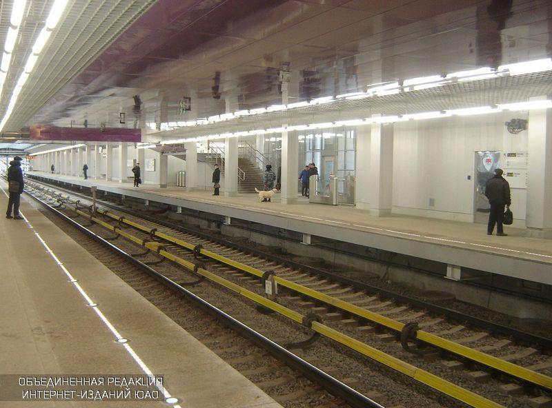 Стикеры в метро укажут наименее многолюдные вагоны