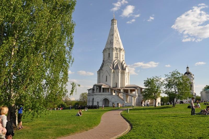«Царицыно» и «Коломенское» проведут онлайн-экскурсии