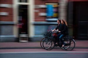 Как развивается велосипедный транспорт в Москве