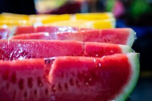 Екатерина Чердакова: как выбрать самые сладкие арбузы и дыни