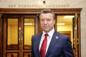 Анатолий Выборный подведет итоги своей работы