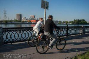 Литературный веломаршрут предлагает горожанам портал «Узнай Москву»
