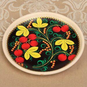 Мастер-класс по росписи хохломой опубликовал Центр досуга «НЕО-XXI Век»