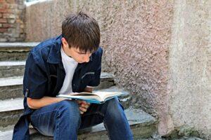 Подростки встретились в онлайн-эфире Планеты Семьи и обсудили книги