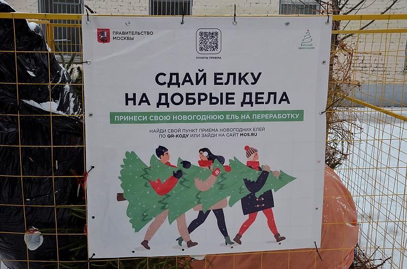Жители района смогут принять участие в «Елочном круговороте»