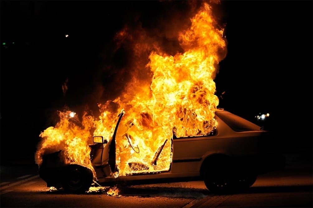 о пожаре в подземном паркинге микрорайона Чертаново Северное.