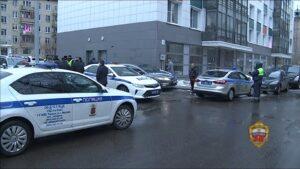 Столичные полицейские задержали нарушителей Правил дорожного движения на юге Москвы
