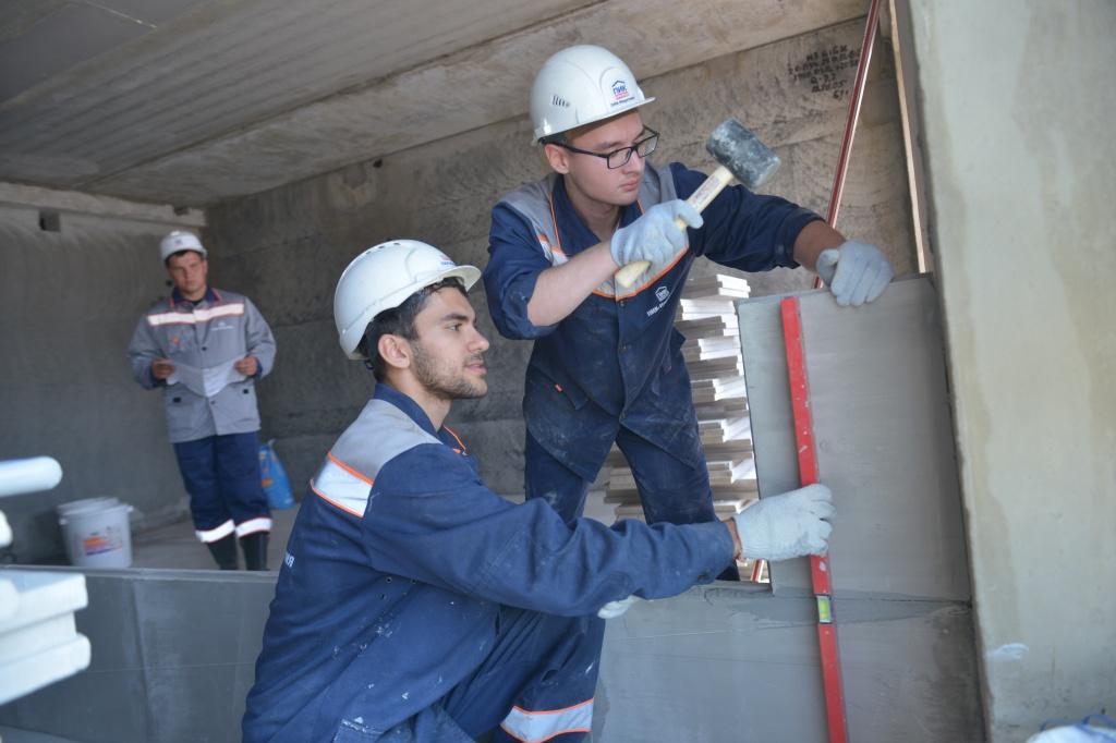 Производственную практика пройдут студенты комплекса «Столица»