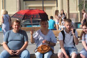 Продажа арбузов и дынь стартовала в Москве